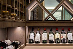 100 Bottle Climate controlled Wine Cellar