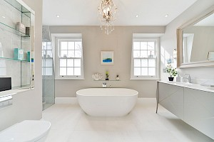 Luxurious interiors, Loft conversions, London