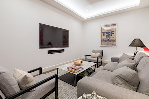 Cinema Room, Basement Living London