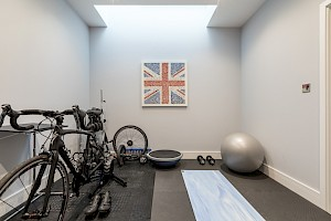 Fitness Space, Battersea, London