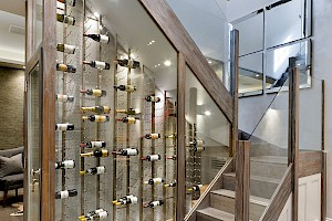 Wine Cellar Basement Conversion, Chelsea, London