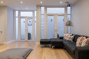 Creating additional Living Space in Battersea, London